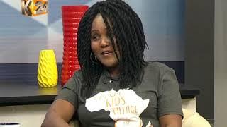Meet Eunice Menja, Director of Upendo Children's Village