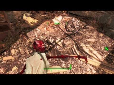 Hidden item in Custom House Tower Fallout 4