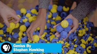 GENIUS by Stephen Hawking: How Atoms Are Created thumbnail