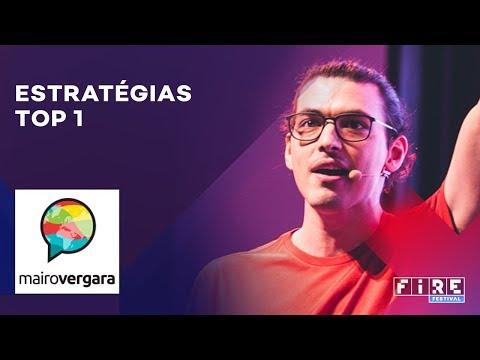 O MAIOR VENDEDOR da Hotmart: o que Mairo Vergara fez para virar Top 1 | FIRE FESTIVAL 2018