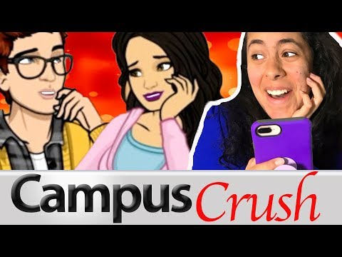 My Crush Asked Me Out On A Date!!! - Campus Crush