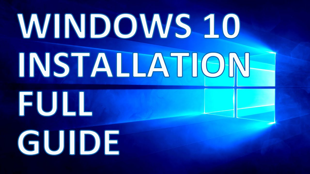 clean installation windows 10 full version multiboot 10240 guide hrishi21007 youtube. Black Bedroom Furniture Sets. Home Design Ideas