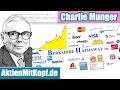 Charlie Munger Doku - Value Investing Strategie von Warren Buffetts Partner