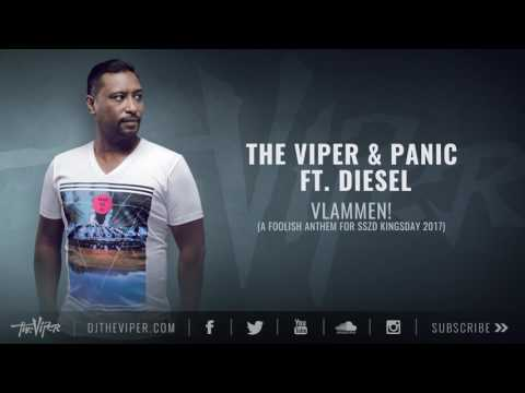 The Viper & Panic ft. Diesel - Vlammen! (A Foolish Anthem for SSZD Kingsday 2017)