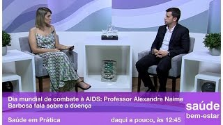 HIV Aids Ontem e Hoje - TV Unesp - Dezembro 2014