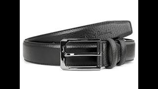 Pierre Cardin Leather Belts