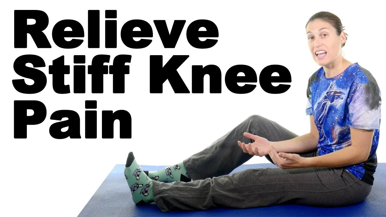 Download 7 Stiff Knee Stretches - Ask Doctor Jo