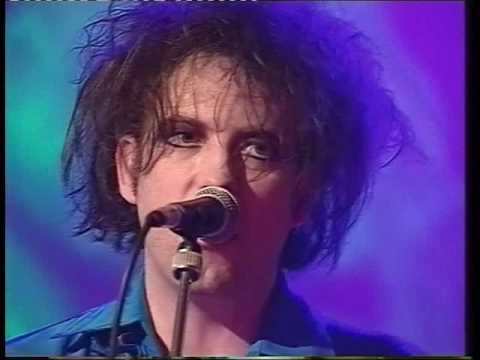 The Cure Friday I'm In Love, The 13th Live TFI Friday 26.04.96