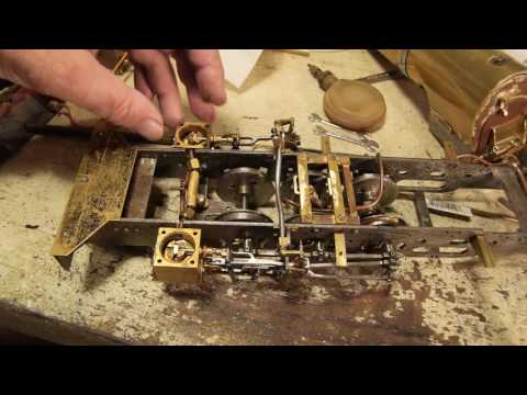 'Russell' Live Steam Model Locomotive Part 13