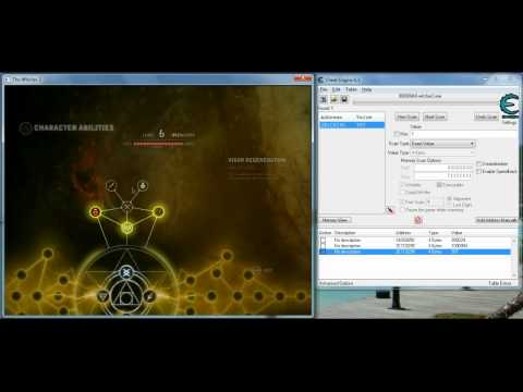 How to use Cheat Engine with the Witcher 2 on PC