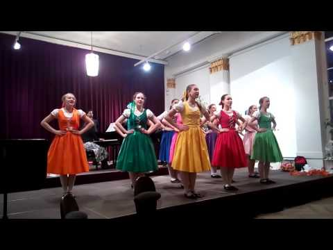 Musica e Danza at the Friendship Concert