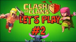 Clash of clans Ep 2 a cause des géants
