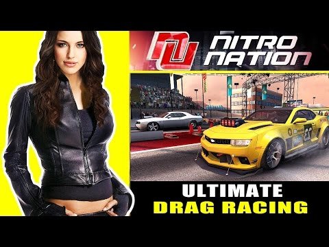 Nitro Nation Online : The Ultimate Drag Racing Game (iphone Gameplay)