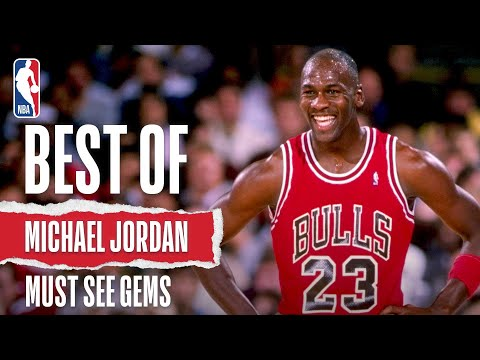 This Overlooked Footage Of A Young Michael Jordan Shows Off His CRAZY Body Control