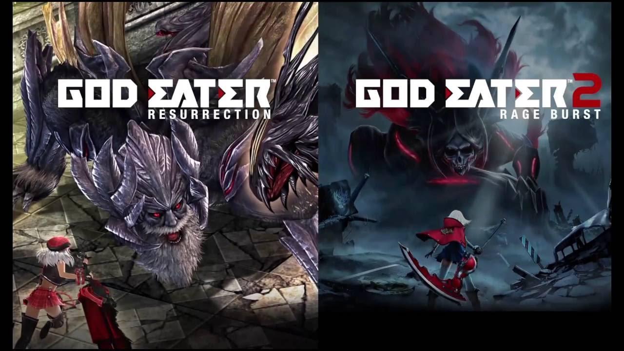 God Eater 2 Trailer Youtube Welcome To Me Movie Spoiler Sony Ps4 Rage Burst Reg 3 English