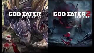 God Eater 2: Rage Burst - 60 FPS Steam Trailer | PS4, Vita, Steam