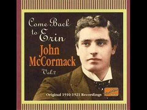 John McCormack - When Irish Eyes Are Smiling