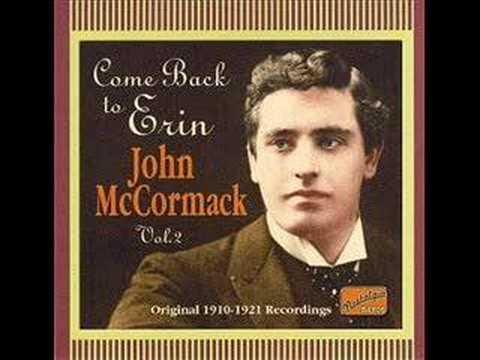 John McCormack  When Irish Eyes Are Smiling