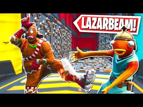 The Official LAZARBEAM Deathrun! (Fortnite Creative Mode)
