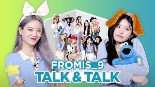 fromis_9 - Talk & Talk | PROP ROOM DANCE | 세로소품실