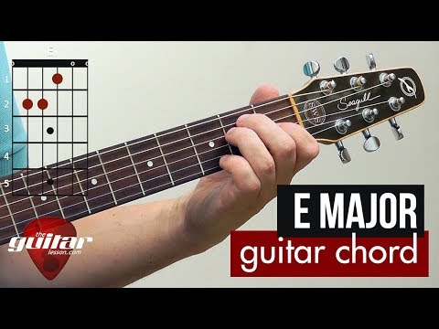 how-to-play-the-e-major-chord-|-beginner-guitar-lesson