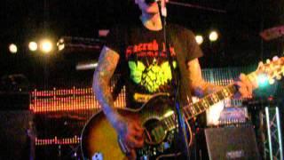 Mike Herrera MxPx @ Late Again - Madrid - Sala Live! abril2012