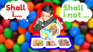 FUNNIEST KIDS TEMPTATION CHALLENGE ????????