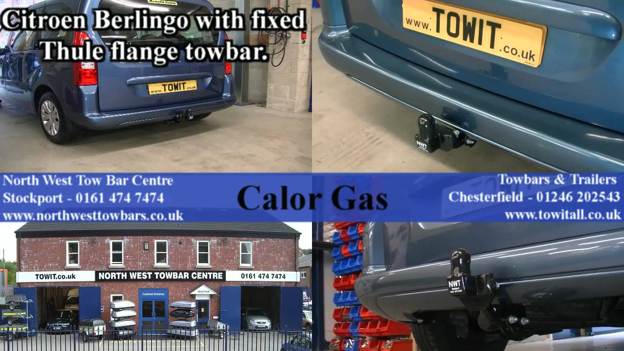Citroen berlingo with fixed towbar youtube citroen berlingo with fixed towbar swarovskicordoba Images
