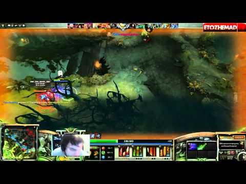 видео: maddyson играет в Доту. Эфир 30.05.2013 #16