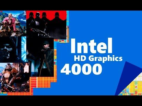 Intel HD Graphics Википедия