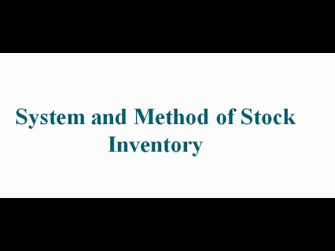 system-and-method-of-stock-inventory