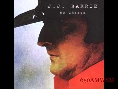 J.J. Barrie - No Charge - YouTube