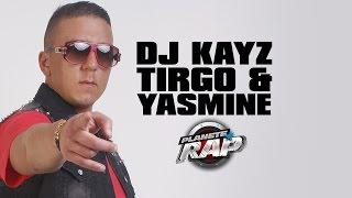 Tirgo et Yasmine en live dans le Planète Rap de Dj Kayz !