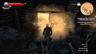 The Witcher 3 Act 2 - Wolven Steel Sword Superior