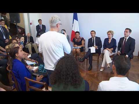 La Réunion: Clôture de la rencontre avec les représentations citoyennes