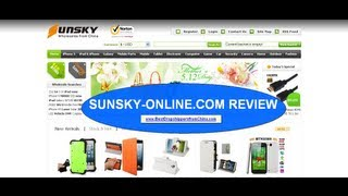 Sunsky-Online.com Review - China Dropshippers and Wholesaler