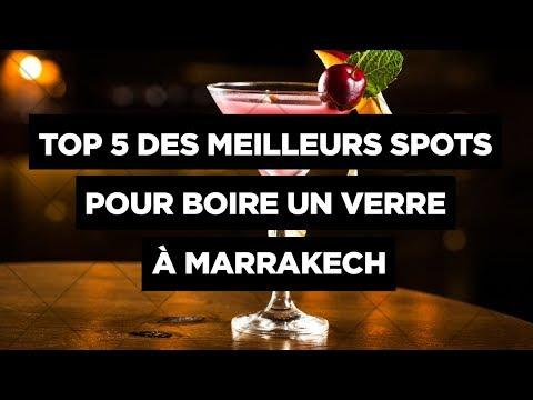 Top 5 des meilleurs spots pour boire un verre à Marrakech by Made In Marrakech