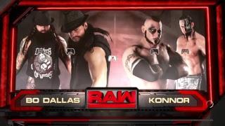 WWE 2K18 24/7 Season 4, Monday Night Raw (This Sunday Survivor Series Raw vs Smackdown 4)