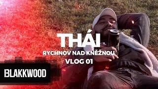 THÁI Tour Vlog #1 - Renne se zničil v Rychnově