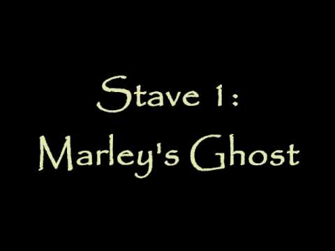 Let's Read A Christmas Carol: Stave One - Marley's Ghost - YouTube