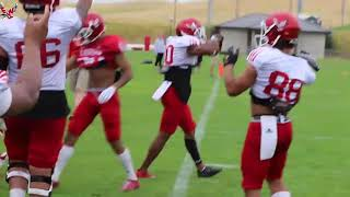 Eags Camp: Practice 8