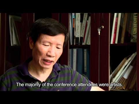 Interview with Zhou Yan on Chinese contemporary art in the 1980s, by Asia Art Archive