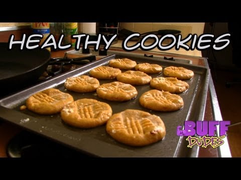 Healthy Protein Peanut Butter Cookies Recipe