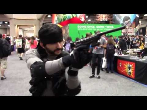 BEST COMIC CON COSPLAY (Raging Bonus)