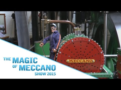 The Magic of Meccano Show 2015