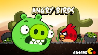 Angry Birds Toons - Angry Birds vs Bad Piggies