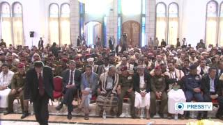 Yemen's popular committees form national transitional council