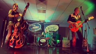 "Rockabilly Band The Delray Rockets "" Some Of What You See"""