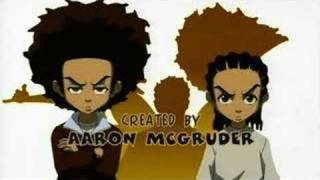 Opening to boondocks season 1 and 2