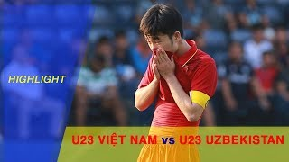 Highlight | U23 Việt Nam lỡ hẹn với trận chung kết M-150 Cup sau trận thua U23 Uzbekistan thumbnail